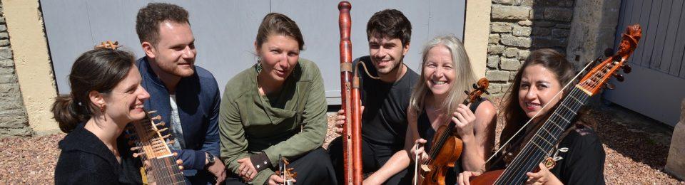 Ensemble Baroque Les Voyageurs